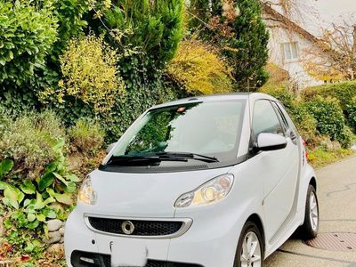 gebraucht Smart ForTwo Electric Drive (ohne/sans Batterie)