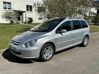 gebraucht Peugeot 307 307 Geräumigersw mit Glasdach