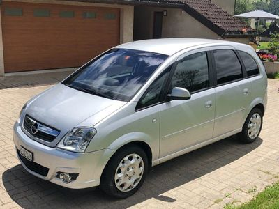 gebraucht Opel Meriva 1.6i-16 TP Cosmo