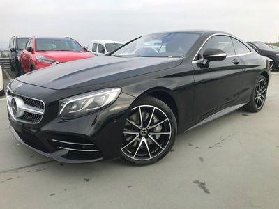 gebraucht Mercedes S560 Coupé 4Matic 9G-Tronic