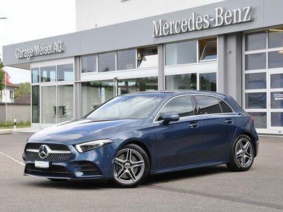 gebraucht Mercedes A250 AMG Line 4m