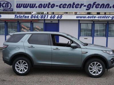 gebraucht Land Rover Discovery Sport Disco. Sport 2.0 Si4 SE