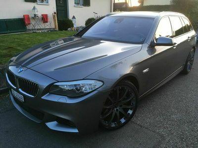 gebraucht BMW 535 5er d Touring, Top Ausstattung