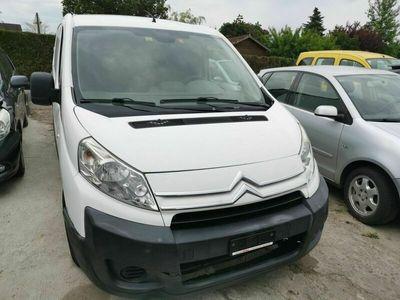 gebraucht Citroën Jumpy 2.0 HDi Komfort 12 L1H1