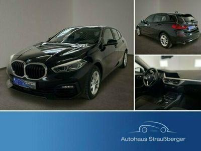 gebraucht BMW 118 i DKG Navi AHK Pano Qi HiFi Sitzh NP:39.000€