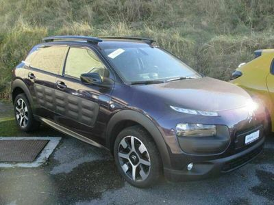 gebraucht Citroën C4 Cactus 1.2 PureTech Shine Ed.