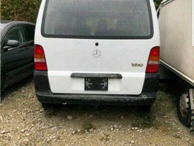 gebraucht Mercedes Vito Vito MERCEDES BENZ Vito 108 CDI Ersatzteile Vito MERCEDES BENZ108 CDI Ersatzteile