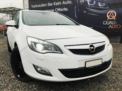 gebraucht Opel Astra 2.0 CDTi Enjoy