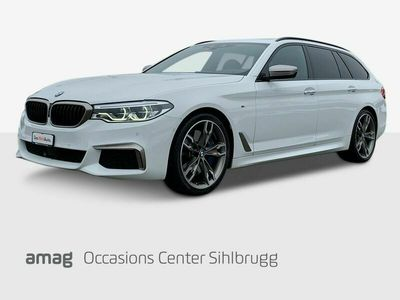 gebraucht BMW M550 5er d xDrive Touring Steptronic