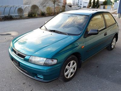 gebraucht Mazda 323 P 1.3i-16V GLX