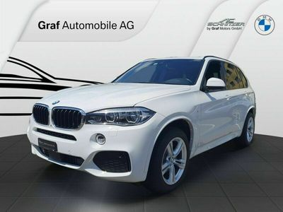 gebraucht BMW X5 xDrive 30d M-Sport