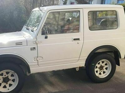 gebraucht Suzuki Samurai SJ BelleSJ 410 4x4 1987 40Km/h (dès 16ans)