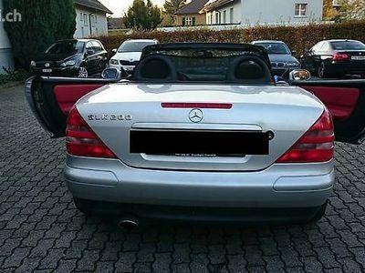 gebraucht Mercedes SLK200 (nur 102.500km)