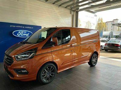 gebraucht Ford Custom TransitVan 290 L1 2.0 TDCi Sport