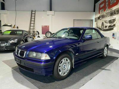 gebraucht BMW 318 Cabriolet 3er i A Sport
