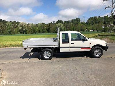 gebraucht Opel Campo 3.1TD Sports-Cab4x4