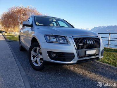 gebraucht Audi Q5 2.0 TDI quattro - Excellent état, Expertisée