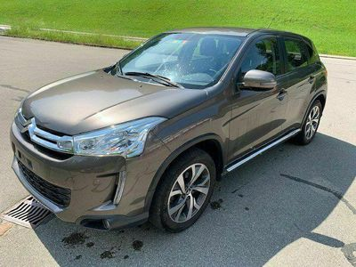 gebraucht Citroën C4 Aircross  1.8 HDi Collection 4WD