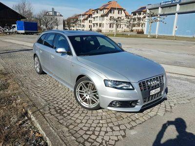 gebraucht Audi RS4 S4 / RS4 S4 Avant 3.0 V6 TFSI quattro S-Tronic S4 /S4 Avant 3.0 V6 TFSI quattro S-Tronic