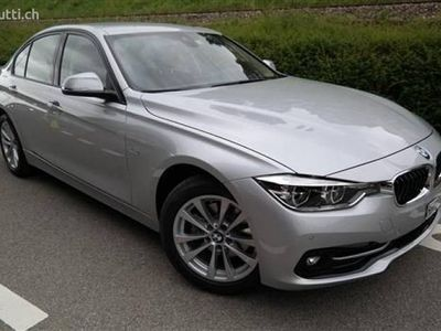 gebraucht BMW 320 3er Reihe F30 d xDrive SAG