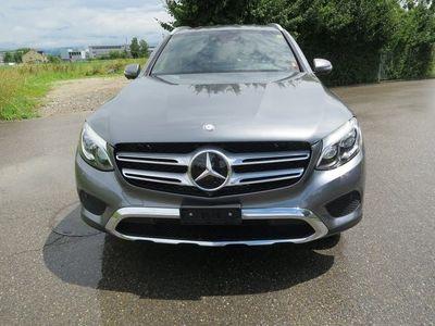 gebraucht Mercedes GLC250 GLC-Klassed Exclusive 4Matic 9G-Tronic