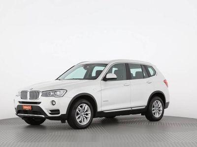 gebraucht BMW X3 xDrive20d Aut., xLine