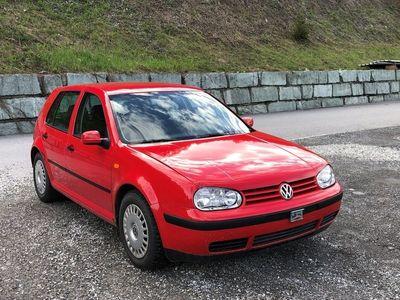 gebraucht VW Golf 1.8 Comfortline 4Motion