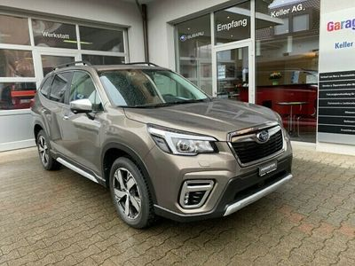 gebraucht Subaru Forester 2.0i e-Boxer Luxury Lineartronic