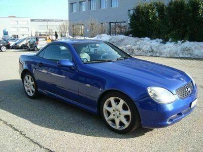 gebraucht Mercedes SLK230 AMG Ausführung