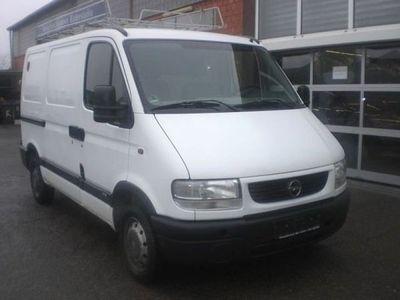 gebraucht Opel Movano 2.2 DTI LKW Kasten *AHK*EURO4*