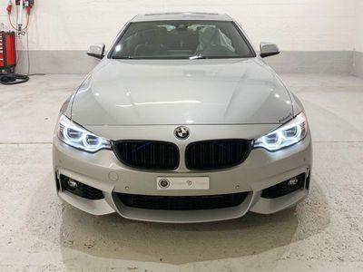 gebraucht BMW 435 4er i xDrive Coupé M Sport