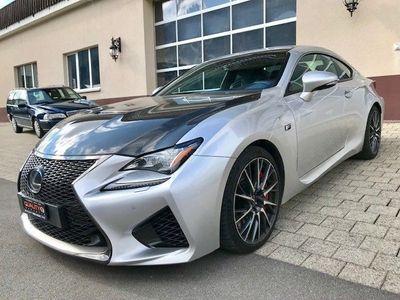 gebraucht Lexus RC F 5.0 V8 Carbon Automatic