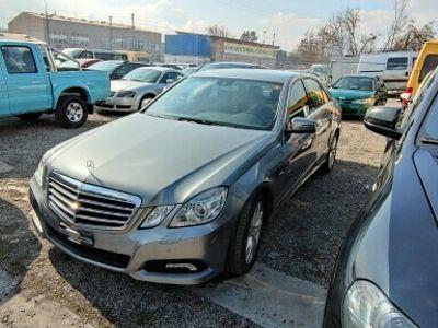 gebraucht Mercedes E220 CDI BlueEfficiency Avantgarde Automatic