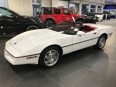 gebraucht Chevrolet Corvette Cabrio mit Verdeck