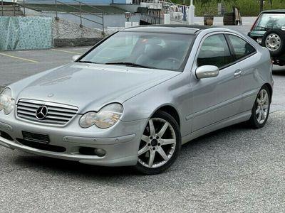gebraucht Mercedes C230 Kompressor