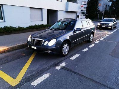 gebraucht Mercedes E350 E-Klasse4-MATIC T-Modell
