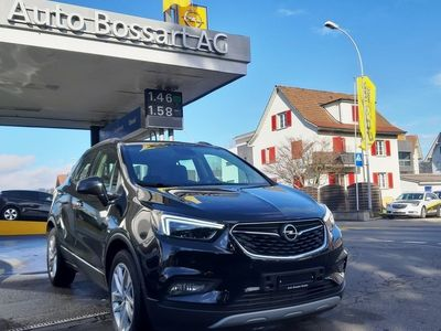 gebraucht Opel Mokka X 1.6 CDTi Excellence 2WD Automatic