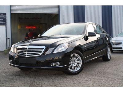 gebraucht Mercedes E220 CDI DPF BlueEFF Auto Elegance Navi