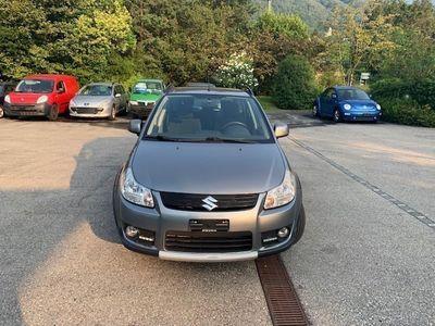 gebraucht Suzuki SX4 1.9 TD GL Top Piz Sulai LE 4WD