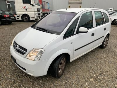 gebraucht Opel Meriva 1.6i 16V Enjoy