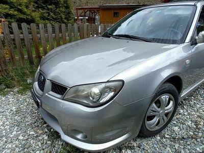 gebraucht Subaru Impreza 2.0R + Anhängerkupplung