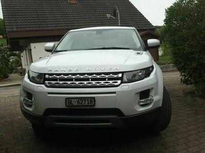 gebraucht Land Rover Range Rover evoque  2.0 Si4 Prestige AT6