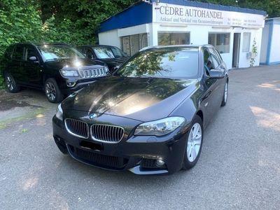 gebraucht BMW 528 i xDrive Touring Steptronic M-Sportpaket