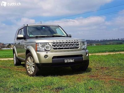 gebraucht Land Rover Discovery 4 3.0 TDV6 HSE Automatik