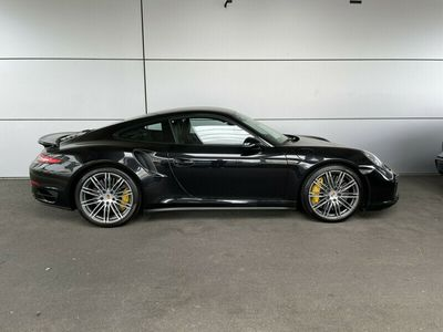gebraucht Porsche 911 Turbo S PDK inkl. Approved Garantie