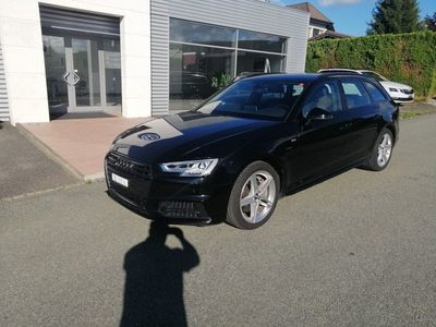 gebraucht Audi A4 Avant 2.0 TFSI Sport quattro S-tronic