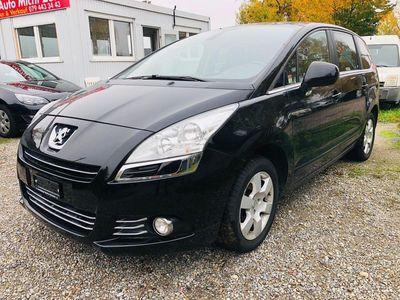 gebraucht Peugeot 5008 1.6 16V T Family
