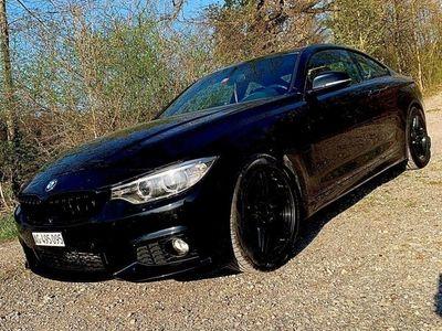 gebraucht BMW 428 4er i Coupé Sport Line Steptronic