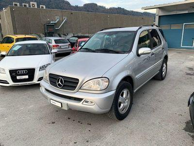 gebraucht Mercedes ML270 M-Klasse Ab MFK Mercedes BenzCDI AHK 3360kg
