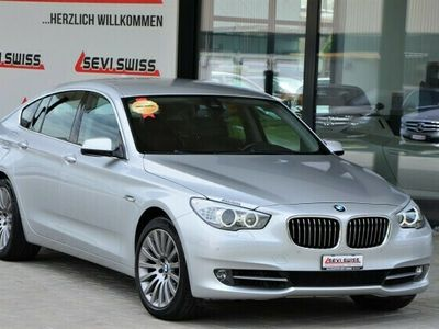 gebraucht BMW 535 Gran Turismo  d xDrive Steptronic